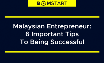 Malaysian entrepreneur